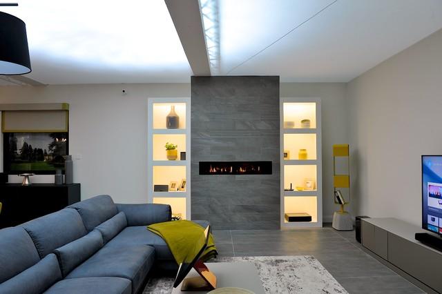 Ideal Home Show RDS Simmonscourt, Dublin - Modern - Living Room ...