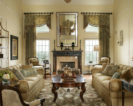 Ideas for window treatments - Houzz window treatments living room ...