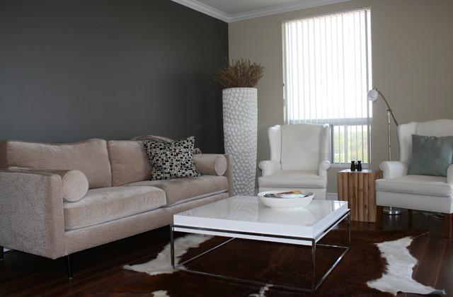 Ieteke Volpini contemporary-living-room
