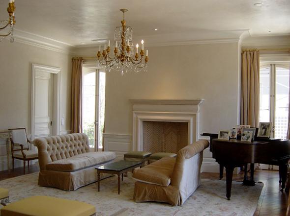III DomA Architects, Inc. III traditional-living-room