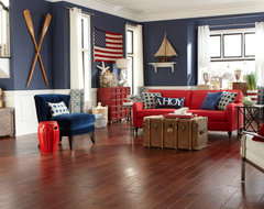 Tradition Series in Hickory Almond traditional-wood-flooring