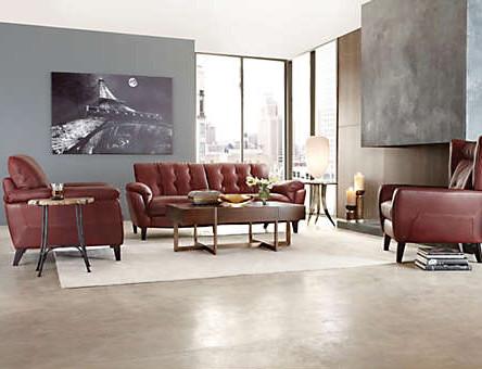 In Living Color Living Room Detroit By Art Van Furniture