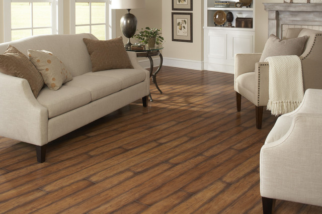 In-Stock Laminate - Traditional - Living Room - by Longmont Lowes Flooring
