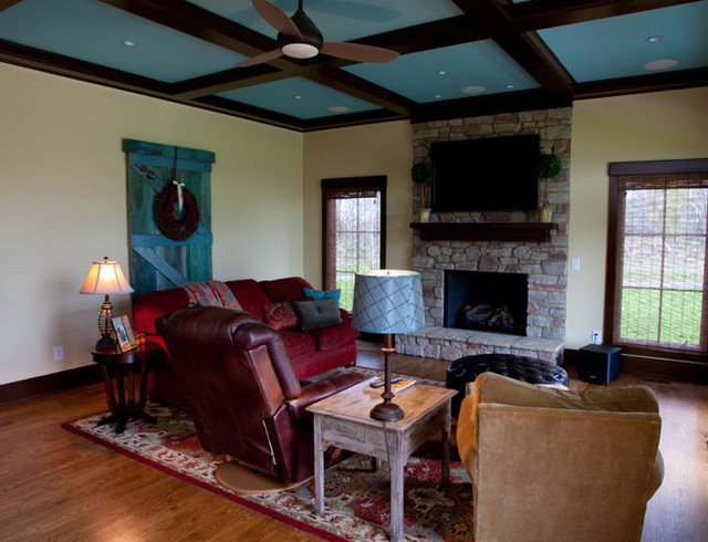 Inceiling surround sound traditional living room - Living room surround sound systems ...