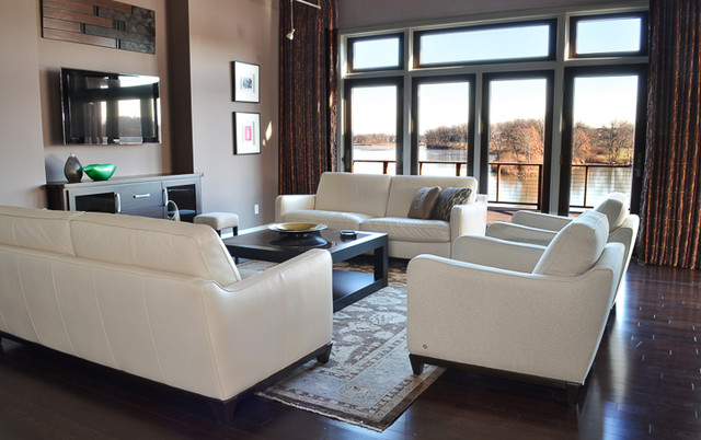 ... Home - Transitional - Living Room - raleigh - by Furnitureland South