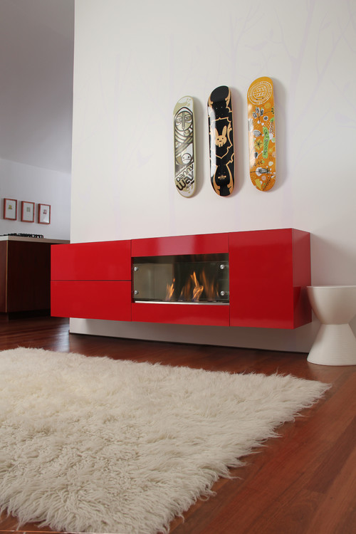 Indoor Ventless Fireplaces
