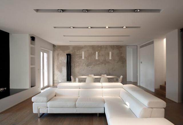 Illuminazione parete soggiorno grmgioielli