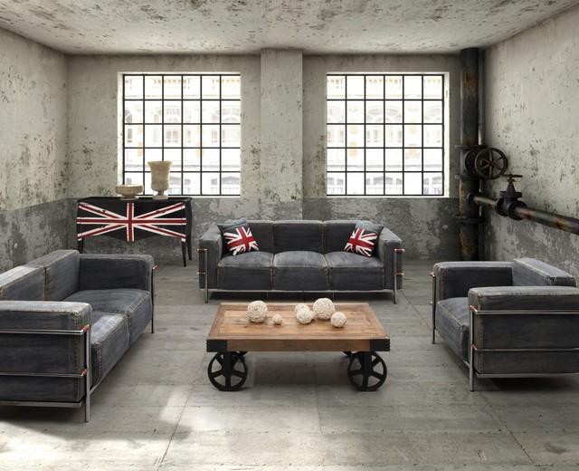 Attirant Industrial Loft Furniture. Perfect Industrial In Industrial Loft Furniture D