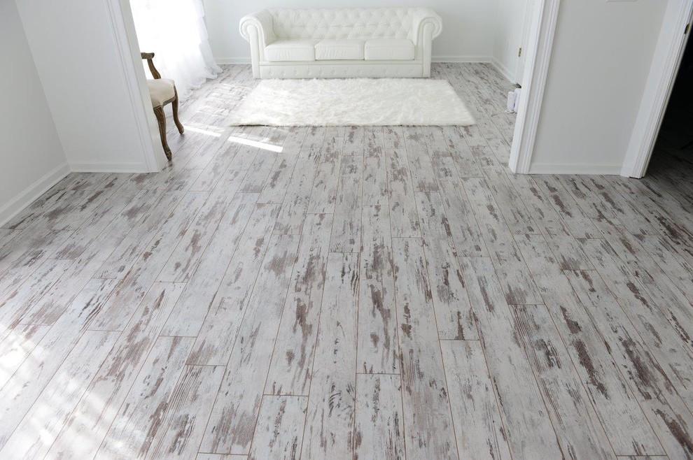 Inhaus Urban Loft Whitewashed Oak, Whitewash Laminate Flooring