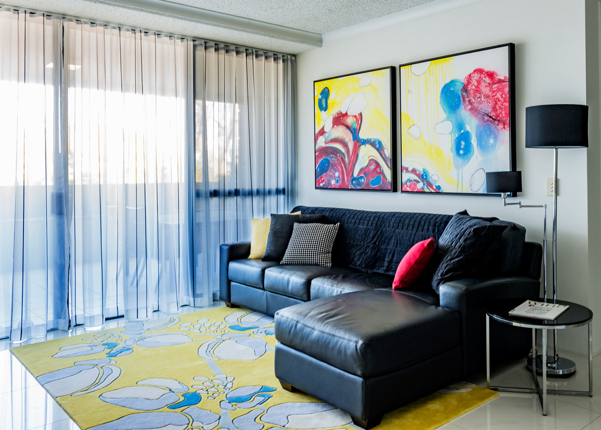 Inner City Apartment