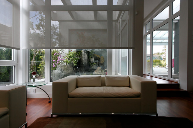 insia residence contemporary living room vancouver