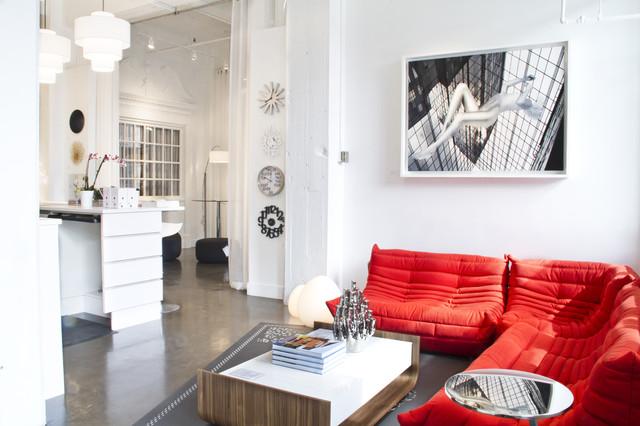 Inside Design contemporary-living-room