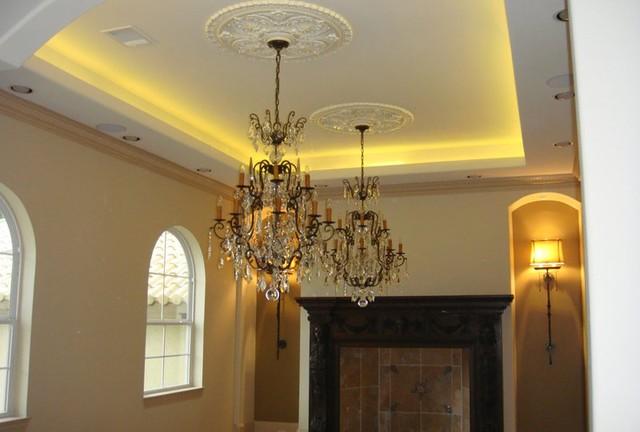 Led Lights In Living Room