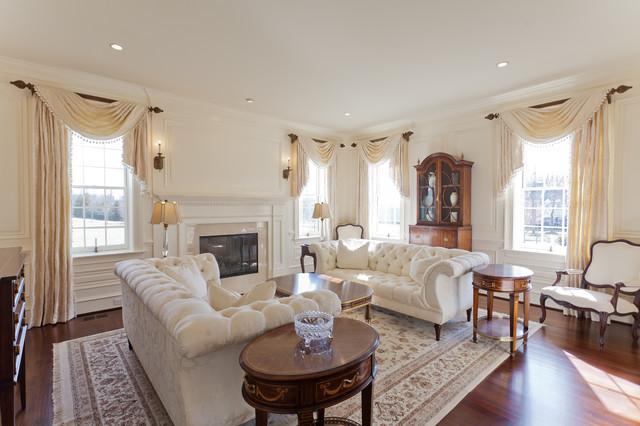 inspiring living room window treatment ideas | Inspiring Window Treatments