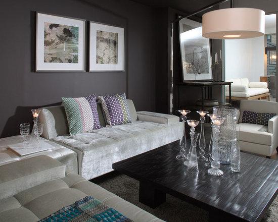 Decoration interieur design design ideas pictures for Jeff lewis living room designs