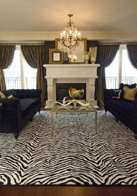 Darlene E Shaw Interior Concepts traditional-living-room