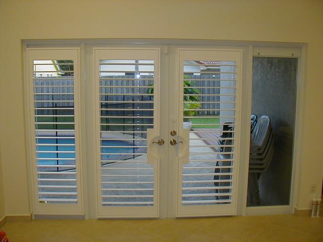 Interior Custom Shutters Contemporary Window Treatments Miami By Beautiful Windows