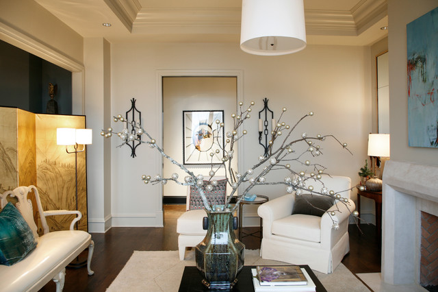 Interior photography traditional-living-room