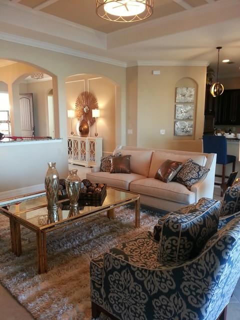 Interior Design by Janet Graham Baer s Furniture Naples