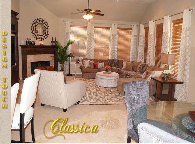 Interior design contemporary-living-room