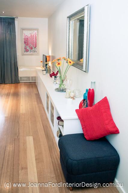 Interior design - Hampton Street, Hampton, Melbourne contemporary-living-room
