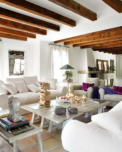 Interior design  in Europe contemporary-living-room