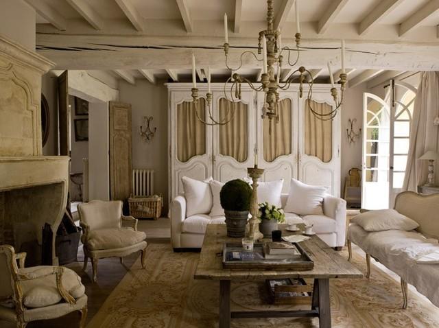 Interior design in Europe