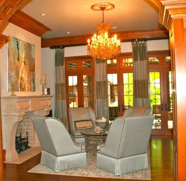 Contemporary Living Room Design Houzz: Interior Design