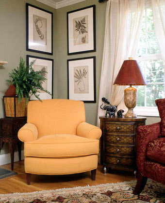 Interior Designer - interior designs - Living Rooms - Boston, Newton, Wayland, W traditional-living-room