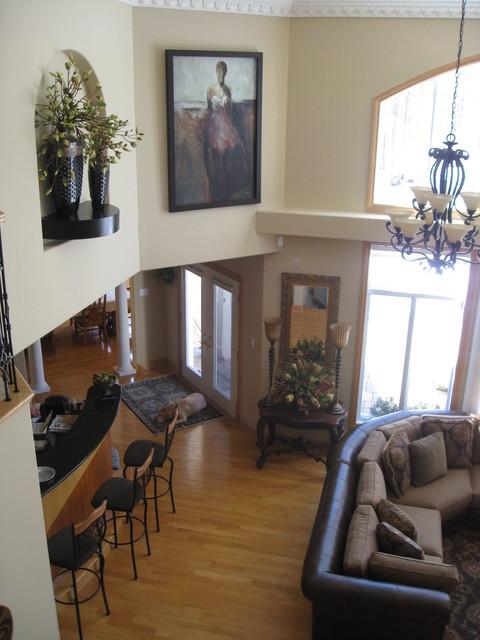 Interior Designer Ottawa Eclectic Living Room Ottawa By Bernacki Amp