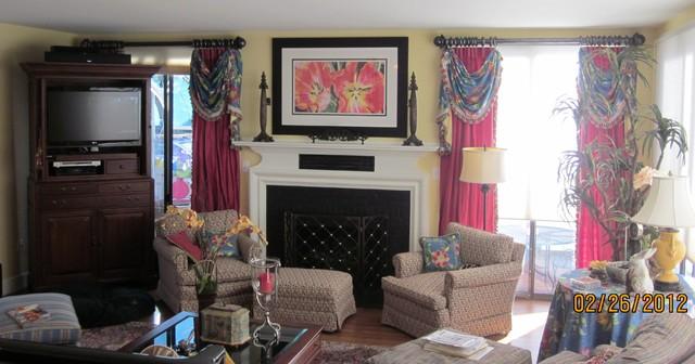 Interior Designer/Owner traditional-living-room