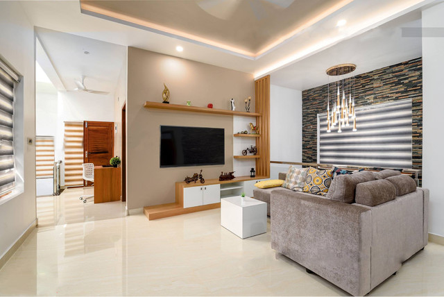 Interior Designers In Kerala Asian Living Room Other By Creo Homes Pvt Ltd Houzz Uk