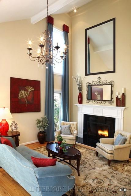 Interior Designs traditional-living-room