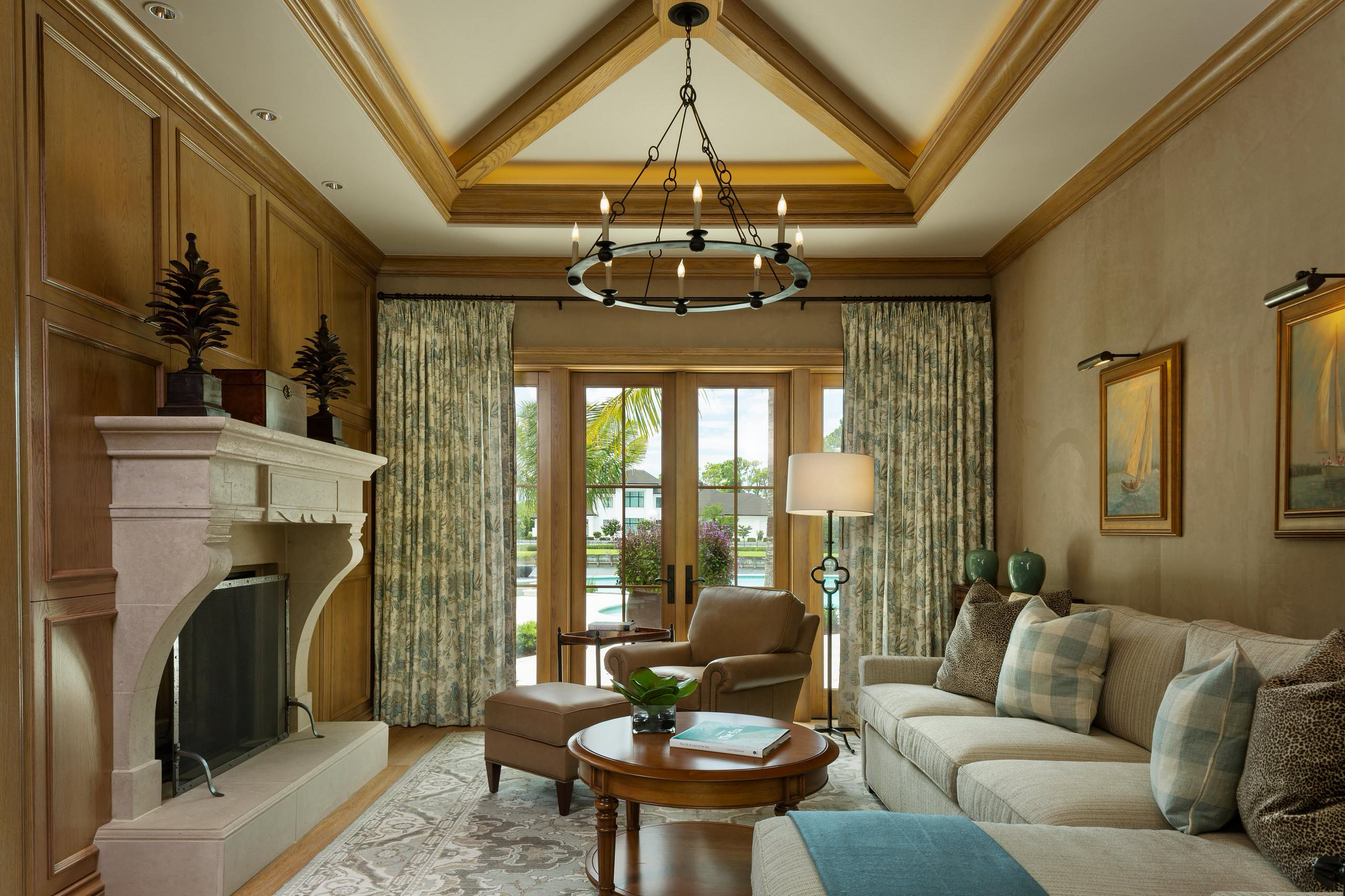 75 Beautiful French Country Living Room Pictures Ideas February 2021 Houzz