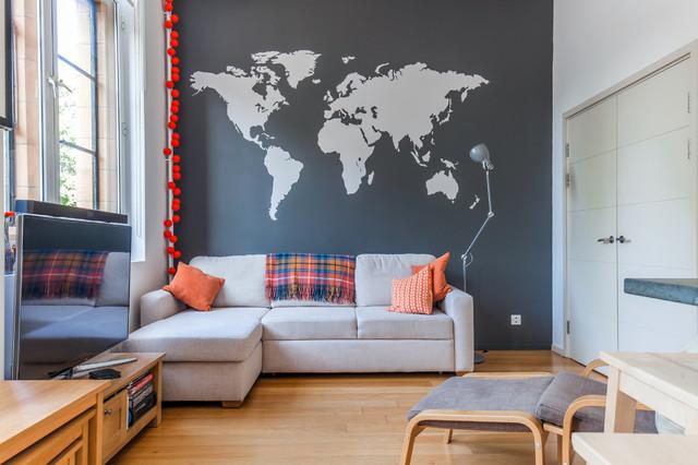 Tidsmæssigt Tjekket teenageværelse: 8 vægdekorationer til under 500 kroner MR-49