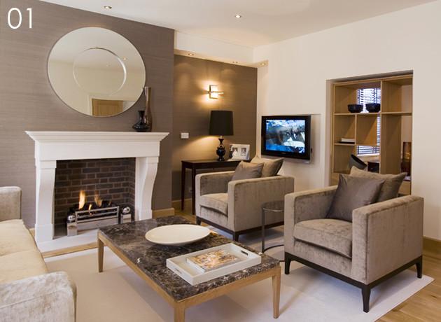 Interior Re Design And Interior Re Designers Blacksheep Design Uk Are Residentia Contemporary Living Room London By Blacksheep