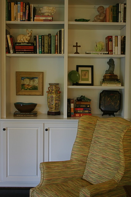 Interior Staging Services traditional-living-room