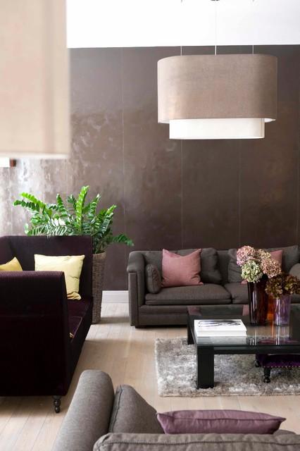 Interior Succes In Design Contemporary Living Room