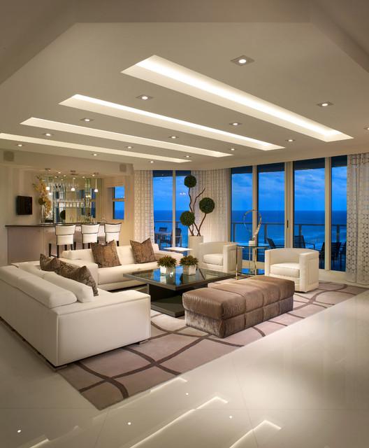 Interiors By Steven G Modern Living