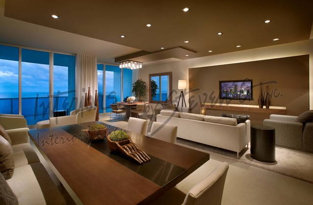 interiors by steven g contemporary living room miami by interiors by steven g