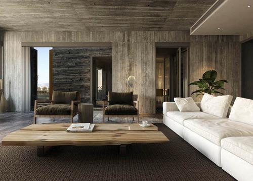 Interiors modern-living-room