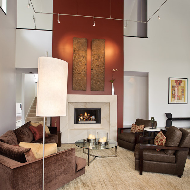 Interiors eclectic-living-room