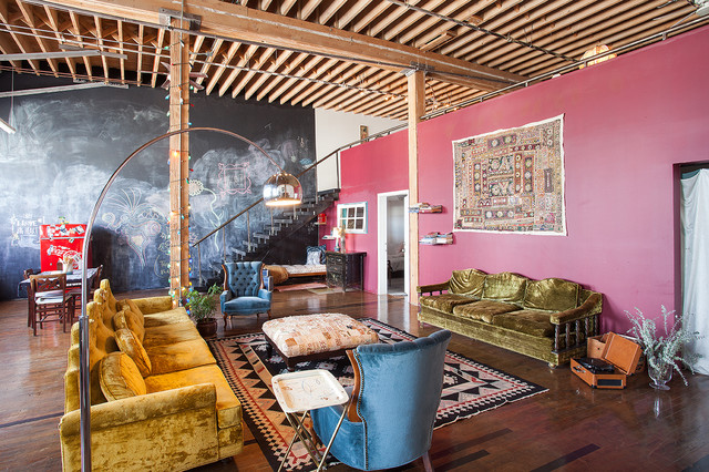 Interiors in Los Angeles. Photography by Roberto Garcia - Eclectic ...