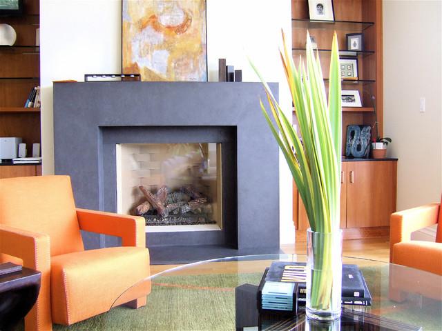 interiors contemporary-living-room