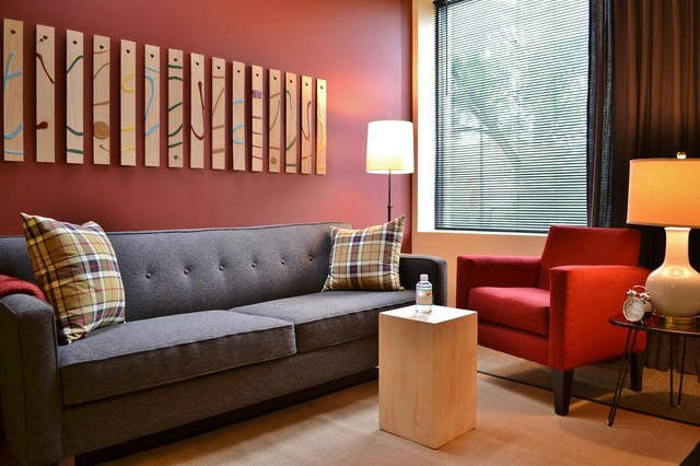 intraspectrum counseling office modern living room chicago by steve filip design