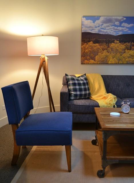 Intraspectrum Counseling Office modern-living-room
