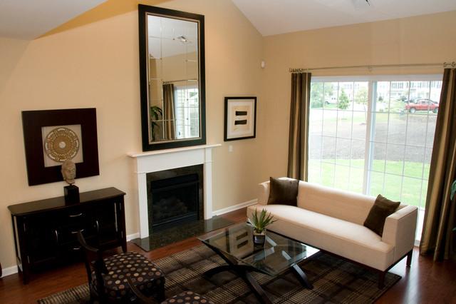 Inwood Lake Estates traditional-living-room