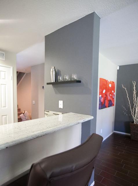 Iris Ave Modern Kitchen Orange County By Kristen