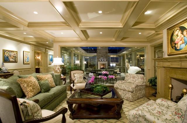 Irvine Terrace traditional-living-room