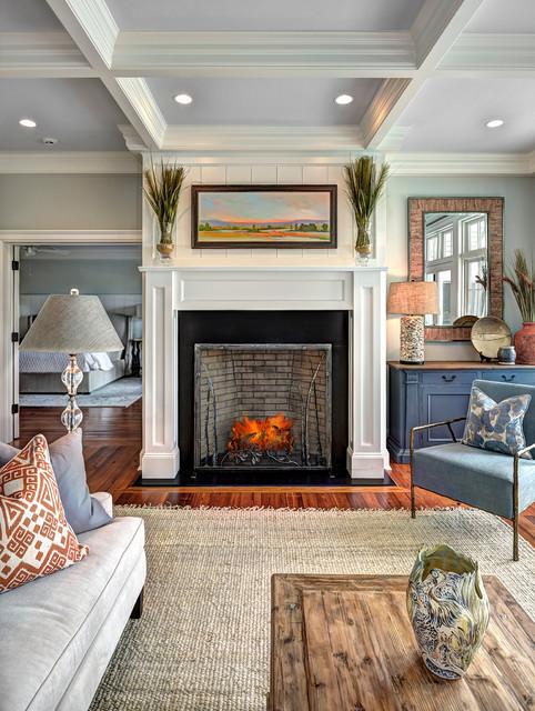 Island Elegance traditional-living-room